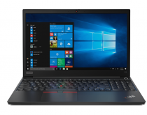 "Lenovo ThinkPad E15 20RD0061TX i5-10210U 1.60GHz 8GB 256GB SSD 15.6"" Full HD FreeDOS Notebook"