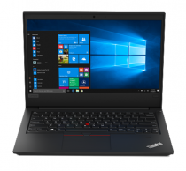 "Lenovo ThinkPad E490 20N8S1CB00 i7-8565U 1.80GHz 8GB 256GB SSD 2GB Radeon RX550X 14"" Full HD Win10 Pro Notebook"