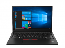 "Lenovo ThinkPad X1 Carbon 20QD0034TX i7-8565U 1.80GHz 8GB 256GB SSD 14"" Full HD Win10 Pro Notebook"