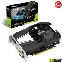 Asus Phoenix PH-GTX1660S-6G GeForce GTX 1660 Super 6GB GDDR6 192Bit DX12 Gaming (Oyuncu) Ekran Kartı