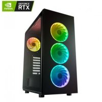 Geforce RTX Ray Tracing PC Master RTX 2070 Super Ryzen 5 3500X 16GB 480GB Gaming Bilgisayar