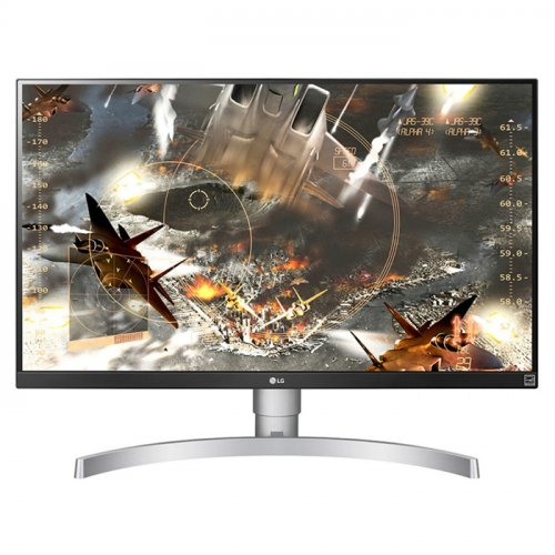 "LG 27UK650-W 27"" 5ms 60Hz FreeSync IPS LED 4K UHD Gaming Monitör"