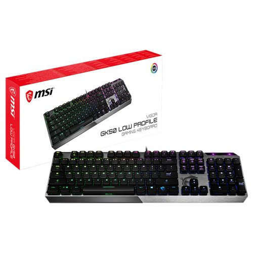 MSI Vigor GK50 Low Profile