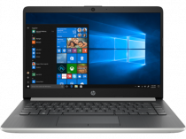 "HP 14-DK0004NT 9PU87EA AMD Ryzen 3 3200U 2.60GHz 4GB 256GB SSD 14"" HD Win10 Home Notebook"