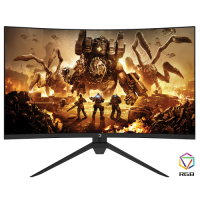 GamePower Intense X20 27'' 1ms 165Hz Curved RGB Gaming Monitör (Samsung VA Panel)