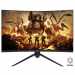 GamePower Intense X20 27'' 1ms 165Hz Curved RGB Gaming Monitör
