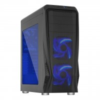 Frisby Gamemax FC-9050G 600W 80+ Dahili PSU'lu ATX Mid-Tower Gaming (Oyuncu) Kasa