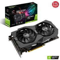 Asus ROG-STRIX-GTX1660S-O6G-GAMING GeForce GTX 1660 Super 6GB GDDR6 192Bit DX12 Gaming (Oyuncu) Ekran Kartı