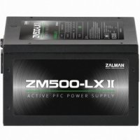 Zalman ZM500-LXII 500W 120mm Power Supply