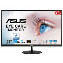 "Asus VL278H 27"" 1ms 75 Hz Adaptive-Sync FreeSync Flicker-Free TN Full HD Gaming (Oyuncu) Monitör"