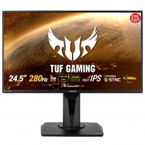 "Asus TUF Gaming VG259QM 24.5"" 1ms 280Hz Fast IPS Full HD Gaming (Oyuncu) Monitör"