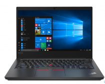 "Lenovo ThinkPad E14 20RAS0BW00 i5-10210U 8GB 256GB SSD 14"" Full HD Office 2019 Home & Business Windows10 Pro Notebook"