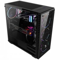 GamePower Horizon Gaming 4*120mm RGB Fan 500W 80+ Bronz Dahili PSU'lu