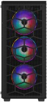 GamePower Horizon Gaming MESH Panel 500W 80+ Bronz Dahili PSU 4*120mm RGB Fan