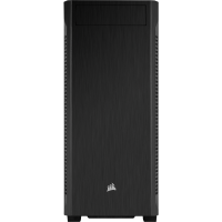 Corsair 110Q CC-9011184-WW USB 3.1 Siyah ATX Mid-Tower Gaming (Oyuncu) Kasa