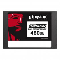 "Kingston DC500R SEDC500R 480GB 555/500MB/s 2.5"" SATA3 Sunucu SSD Disk"