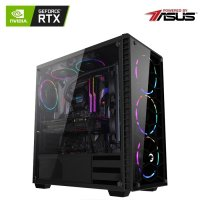 GeForce Ray Tracing Warrior Bronze [Bafır] | RTX 2060 6G 16GB DDR4 480GB SSD Gaming PC