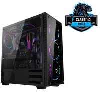 PCH F Class 1.0 [PC Hocası] | R5 1600 RX 590 8G 8GB DDR4 480GB SSD Gaming PC