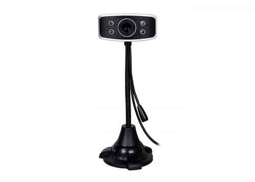 Everest SC-825 300K 480P Ledli USB Webcam