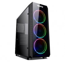 Vento VG04F USB 3.0 Temperli ATX Mid-Tower Gaming (Oyuncu) Kasa