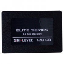 "Hi-Level Elite HLV-SSD30ELT/128G 128GB 560/540MB/s 2.5"" SATA3 SSD Disk"