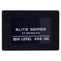 "Hi-Level Elite HLV-SSD30ELT/256G 256GB 560/540MB/s 2.5"" SATA3 SSD Disk"