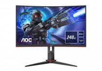 "AOC C27G2ZE 27"" 0.5ms 240Hz FreeSync Premium VA WLED Full HD Curved Gaming Monitör"