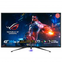 "Asus ROG Swift PG43UQ 43"" 1ms 144Hz Adaptive-Sync Flicker-Free Gaming (Oyuncu) Monitör"