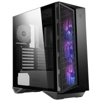 MSI MPG GUNGNIR 110M USB 3.2 Temperli Cam ATX Mid-Tower Gaming (Oyuncu) Kasa