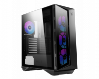 MSI MPG GUNGNIR 110R USB 3.2 Temperli Cam ATX Mid-Tower Gaming (Oyuncu) Kasa