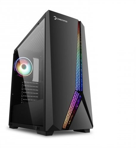 Zone 1680 [Oyun Fatih'i] | R3 3100 RX 5500XT 4G 8GB DDR4 240GB SSD Gaming PC