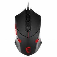 MSI Interceptor DS B1 1600DPI 6 Tuş Optik Kablolu Gaming Mouse