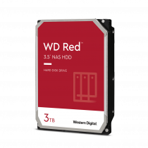 "WD Red WD30EFAX 3TB 5400Rpm 256MB 3.5"" Sata Nas Harddisk"