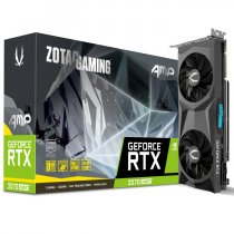 Zotac Gaming GeForce RTX 2070 Super AMP ZT-T20710D-10P 8GB GDDR6 256Bit DX12 Gaming (Oyuncu) Ekran Kartı
