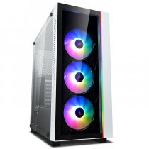 Deep Cool MATREXX 55 V3 ADD-RGB WH 3F Temperli Cam USB 3.0 E-ATX Mid-Tower Gaming (Oyuncu) Kasa