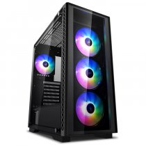 Deep Cool MATREXX 50 ADD-RGB 4F Temperli Cam USB 3.0 E-ATX Mid-Tower Gaming (Oyuncu) Kasa