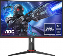 "AOC C32G2ZE 31.5"" 1ms 240Hz FreeSync Premium VA Full HD Curved Gaming Monitör"
