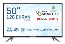 Onvo OV50350 50 inç 126 Ekran Uydu Alıcılı 4K Ultra HD Android Smart LED TV