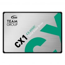 "Team CX1 T253X5480G0C101 480GB 530-470MB/s 2.5"" SATA 3 SSD Disk"
