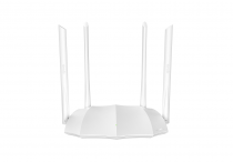 Tenda Ac5V3 1200Mbps Dual 4Port Wifi Router Beyaz