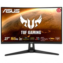 "Asus TUF Gaming VG27WQ1B 27"" 165Hz 1ms FreeSync Premium VA WQHD Curved Gaming (Oyuncu) Monitör"