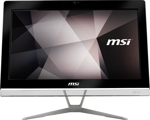 "MSI Pro 20EXTS 8GL-051XEU Intel Celeron N4000 8GB 256GB SSD 19.5"" HD+ FreeDOS All In One PC"