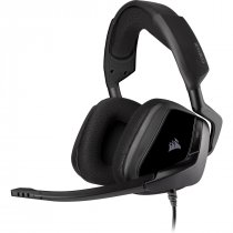 Corsair Void Elite Surround Carbon CA-9011205-EU 7.1 Surround Mikrofonlu Kablolu Gaming (Oyuncu) Kulaklık