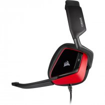 Corsair Void Elite Surround Cherry CA-9011206-EU 7.1 Surround Mikrofonlu Kablolu Gaming (Oyuncu) Kulaklık