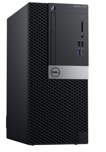 Dell OptiPlex 7070MT N003O7070MT_WIN i5-9500 8GB 1TB Windows10 Pro Masaüstü Bilgisayar