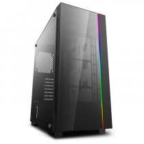 Deep Cool MATREXX 55 V3 ADD-RGB Temperli Cam USB 3.0 E-ATX Mid-Tower Gaming (Oyuncu) Kasa