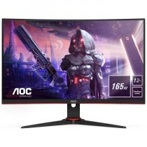 "AOC C27G2AE/BK 27"" 1ms 165 Hz FreeSync Premium VA Full HD Curved Gaming Monitör"