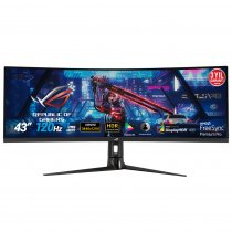"Asus ROG Strix XG43VQ 43"" 1ms 120Hz FreeSync Premium Pro Super Ultra-Wide VA 3840x1200 Curved Gaming (Oyuncu) Monitör"