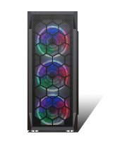 Hiper Zoe 3x120mm Rainbow Gaming ATX Kasa