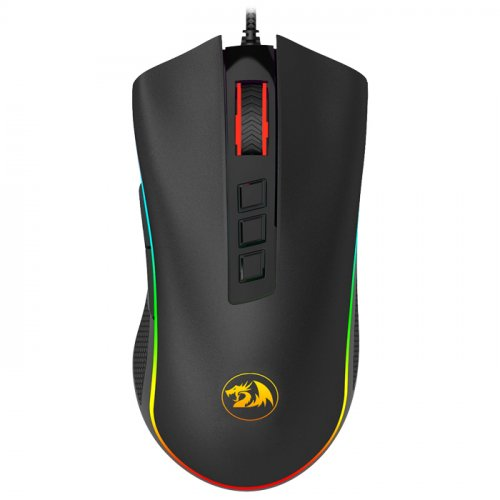 Redragon M711-FPS Cobra 24.000 DPI 9 Tuş Optik Kablolu Gaming (Oyuncu) Mouse